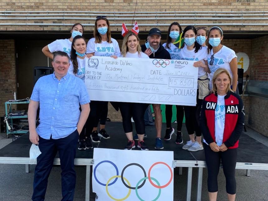 Des olympiades scolaires dédiées à leur enseignant de sport