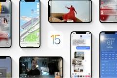Les principales nouveautés qui attendent notre iPhone avec la mise à jour iOS 15