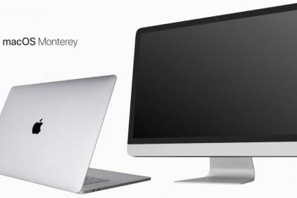Voici la liste des Mac qui seront compatibles avec la mise à jour macOS Monterey