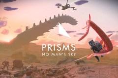 Découvrez Prisms, la nouvelle mise à jour de No Man's Sky