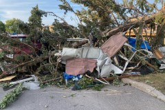 Mascouche: une tornade «d'une rare violence», un décès