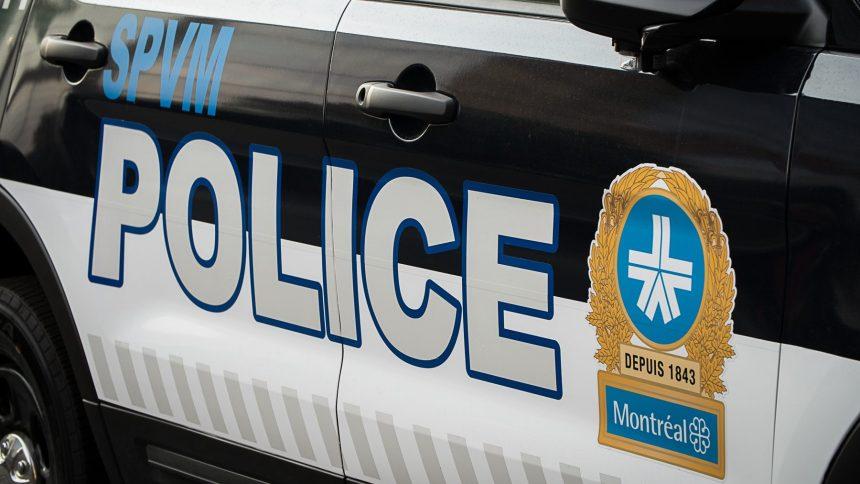voiture police fusillades Montréal