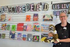 4000$ remis aux bibliothèques de Lachine