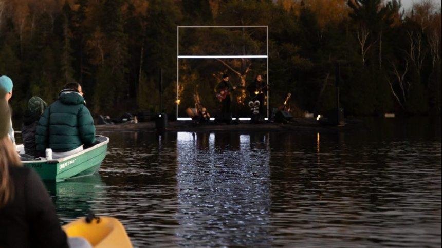 Assister à des concerts sur l'eau avec Contre-Courant