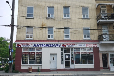 Vieux-Pointe-aux-Trembles : un commerce ferme après 50 ans