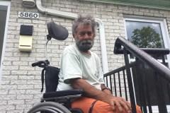 La Ville refuse qu'un citoyen à mobilité réduite installe un ascenseur devant chez lui