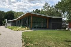 Le nouveau pavillon du parc Henri-Bourassa est ouvert