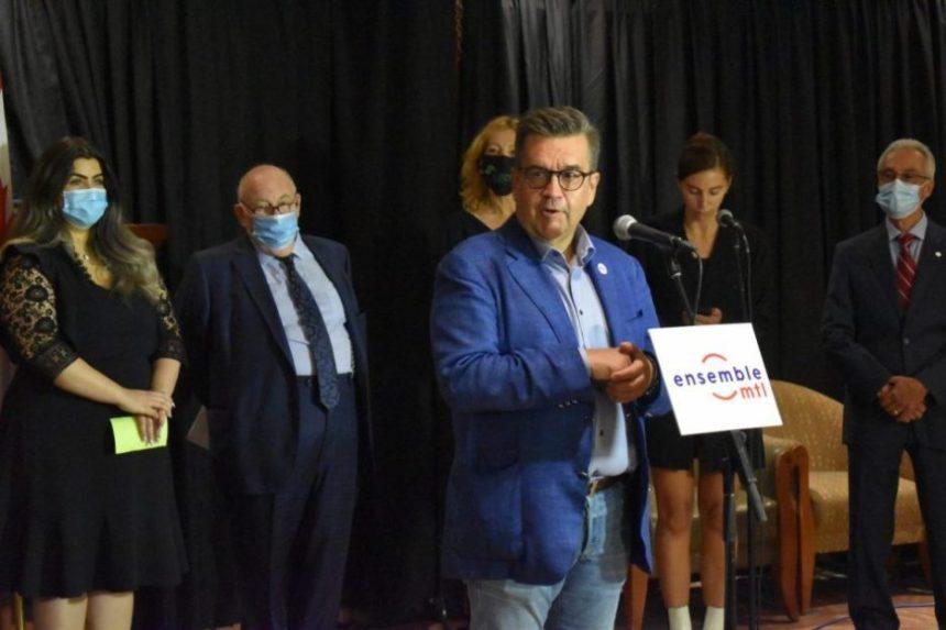 Ensemble Montréal présente des nouveaux candidats dans Saint-Léonard