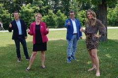 Ensemble Montréal présente ses candidats pour Saint-Léonard et Ahuntsic-Cartierville