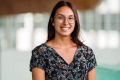 Une étudiante impliquée pour faire grandir la place des femmes en génie