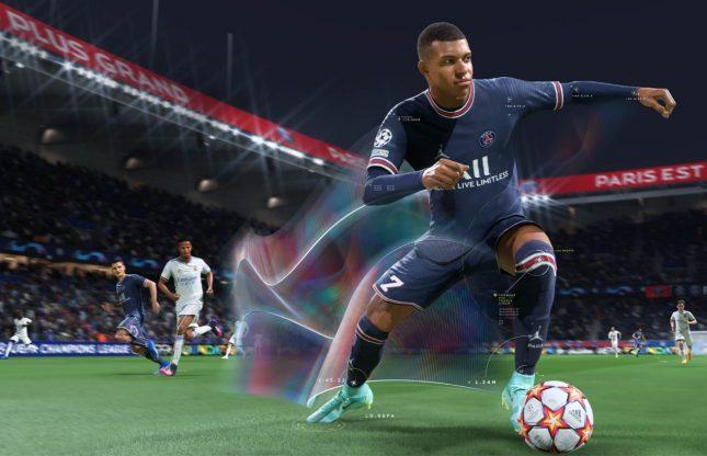 FIFA 22 s'échauffe en vue d'une sortie en octobre