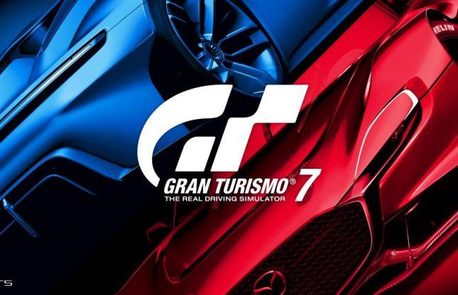 Gran Turismo 7 Beta Test affiché sur le site de PlayStation