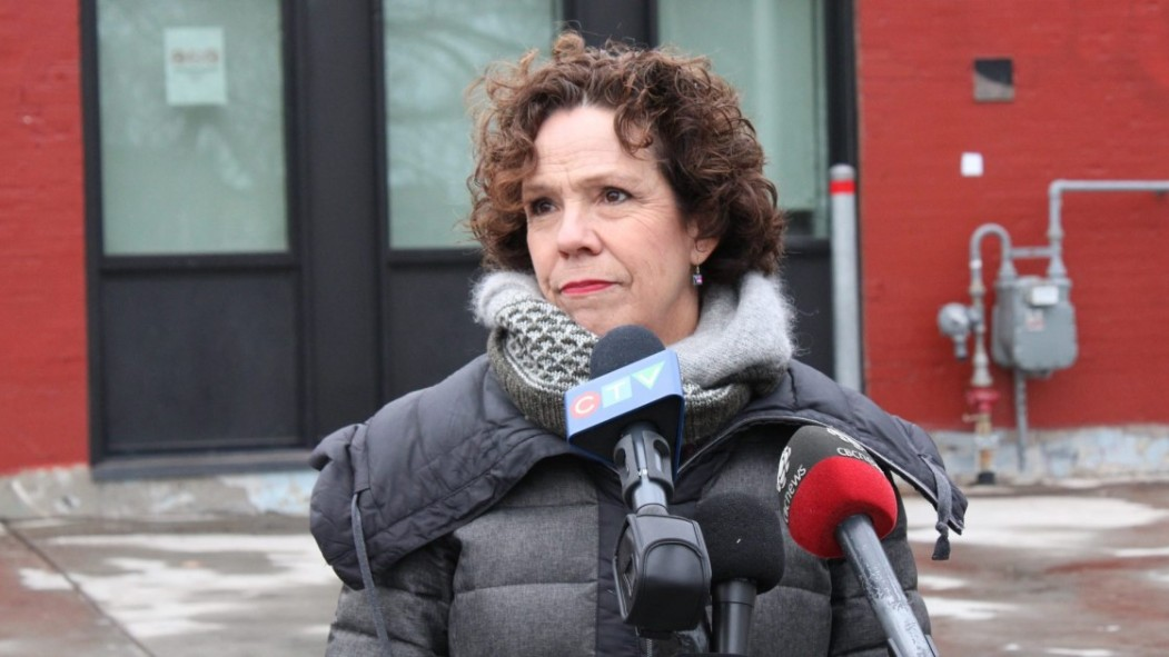 Sue Montgomery, mairesse de Côte-des-Neiges-Notre-Dame-de-Grâce