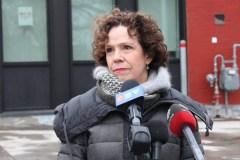 Suspension : sursis accordé à la mairesse Sue Montgomery.