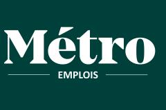 Accédez aux offres d'emploi de Métro