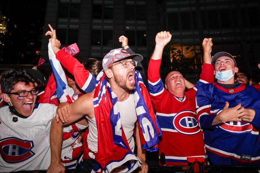 Le Canadien de Montréal s'offre de l'espoir