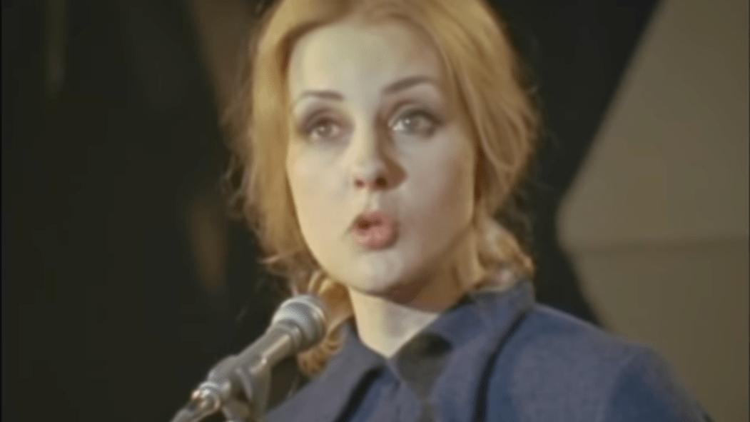 L'écrivaine et poétesse québécoise Michèle Lalonde