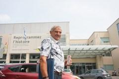 Un bénévole de l'Hôpital Maisonneuve-Rosemont récolte 60 000$ en 32 ans pour aider les enfants malades
