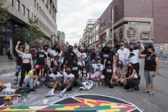 Never Was Average: dénoncer les injustices raciales à travers l'art mural