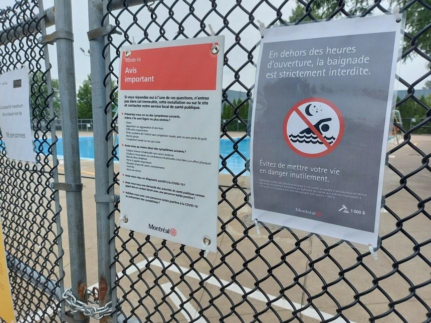 Noyade à la piscine Maisonneuve: les protocoles de sécurité en vigueur sont maintenus