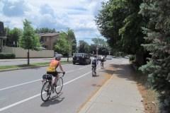 Parcs et pistes cyclables: on s'active dans Mercier et à Anjou