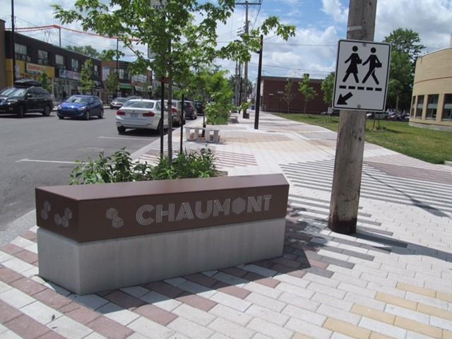 La Place Chaumont, «le berceau d'Anjou»