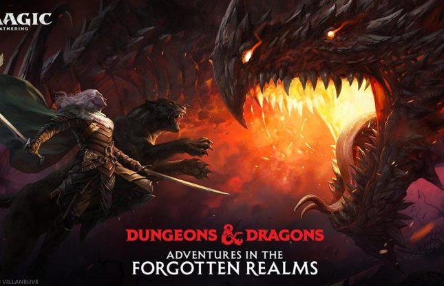 Adventures in the Forgotten Realms en 10 cartes géniales