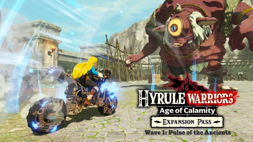 Pulse of the Ancients, la première extension d'Hyrule Warriors: Age of Calamity est arrivée