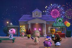 Animal Crossing: New Horizons prépare ses feux d'artifice