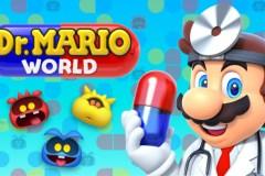 Dr. Mario World ne pratiquera plus dès novembre