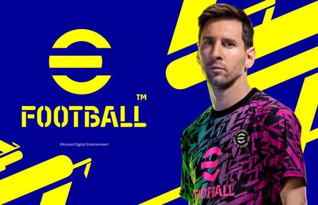PES devient eFootball et passe au modèle free-to-play