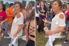 La passion des festivals n'a pas d'âge!