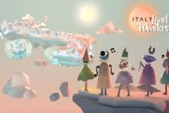Italy: Land of Wonders, premier jeu publié par le gouvernement italien