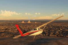 Microsoft Flight Simulator prend son envol sur Game Pass et Xbox Series