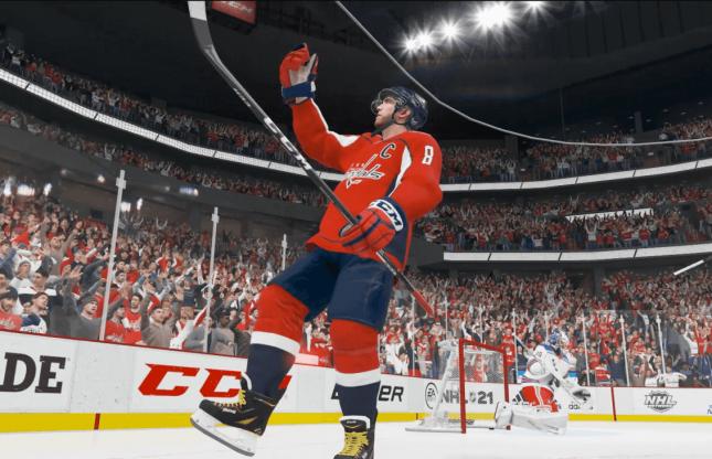 Championnat de hockey virtuel Ultime NHL'21 sur ES1 en août
