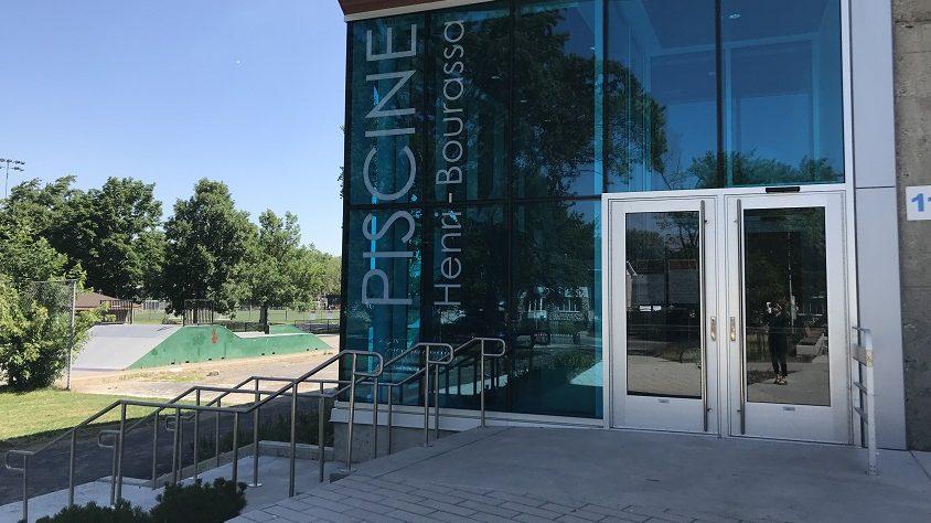 Le nouveau pôle aquatique Henri-Bourassa est ouvert au public