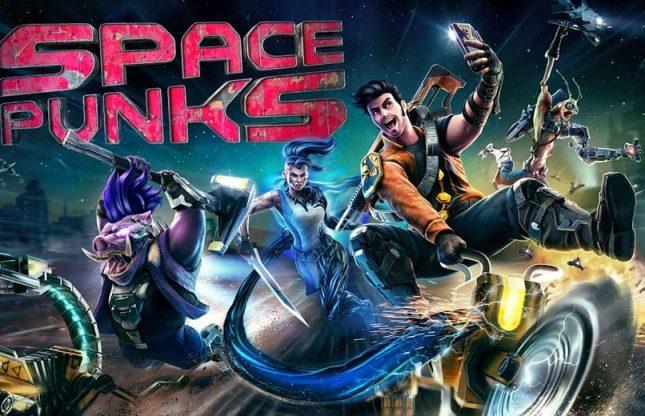 Space Punks : un Diablo sci-fi avec l'humour Borderlands