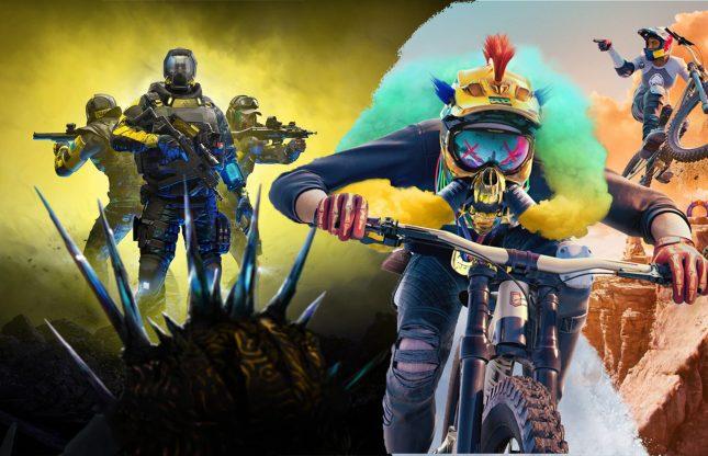 Rainbow Six Extraction et Riders Republic repoussés!