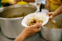 Une banque alimentaire lance un appel à l'aide d'urgence