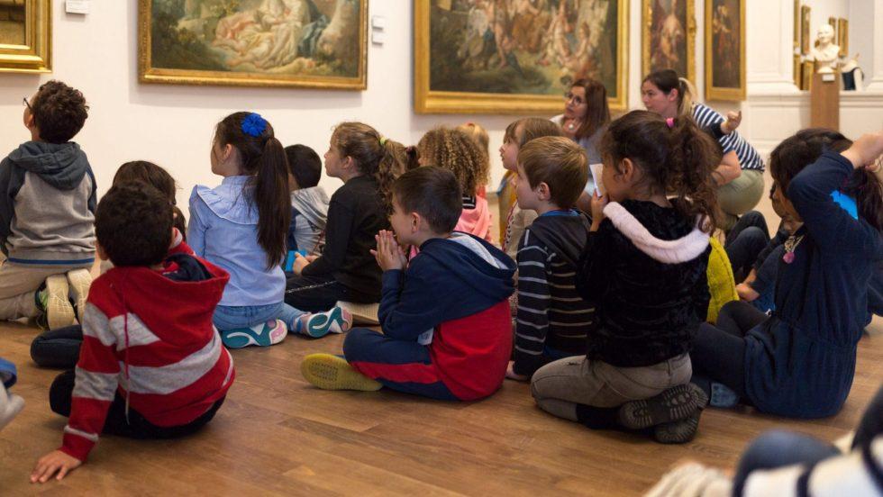 culture musée enfants
