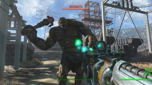 Fallout 4' launching Nov. 10