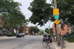 Pistes cyclables: la rue Saint-Zotique bientôt à sens unique
