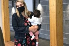 Christine Black : trouver l'équilibre entre maternité et mairie