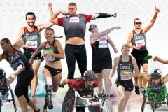 L'équipe canadienne de para-athlétisme pour les Jeux de Tokyo 2020