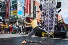 Une édition 2021 réussie pour Montréal complètement cirque