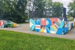 Découvrir l'art urbain à RDP-PAT grâce à une carte interactive