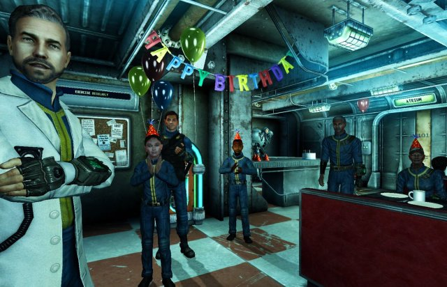 """Shaline Lopez on Twitter: """"Happy Birthday @Fallout! Thanks for 1000s of  hours in the wasteland and the amazing friendships I've made over common  love of this series <3… https://t.co/BjINKQxwJj"""""""