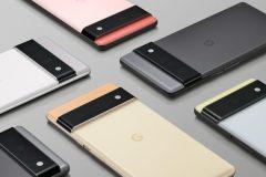 Google annonce les Pixel 6 et Pixel 6 Pro