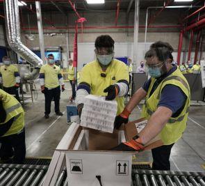 Fin des livraisons de Pfizer au Québec
