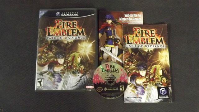 Fire Emblem Rare